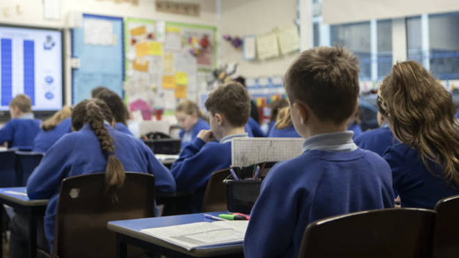 File photo: More than one in five support staff say primary schools have run classes of more than 15 pupils
