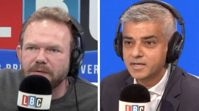 "Sadiq Khan ""implores"" people not to attend protests in London"