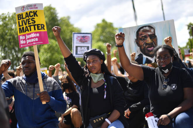 The caller said that South Asians need to do more to support Black Lives Matter