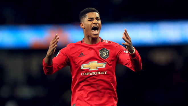Marcus Rashford wrote to all MPs about child hunger