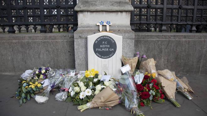 Memorial To PC Keith Palmer