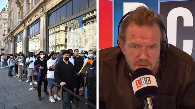 James O'Brien heard from a medical student who didn't even know the lockdown rules any more