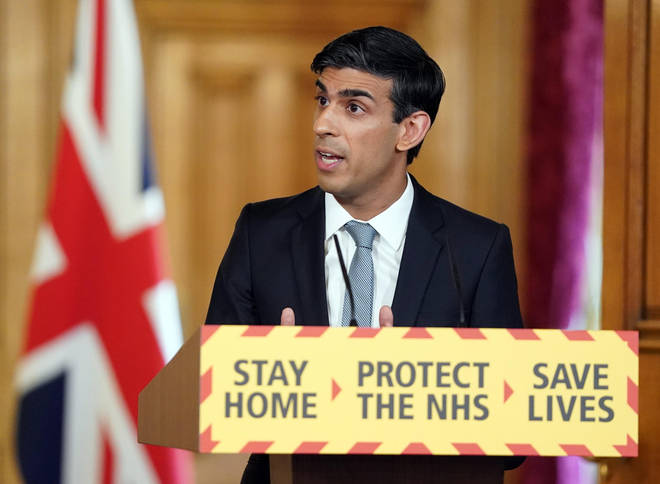 Chancellor Rishi Sunak is in charge of the furlough scheme