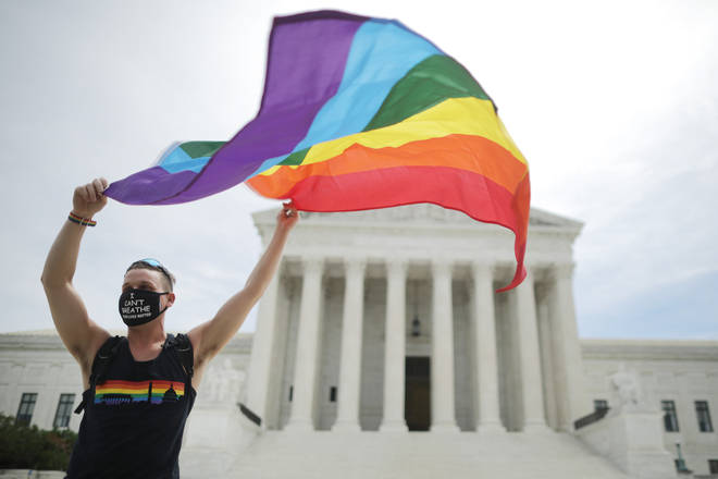 LGBT workers in the US have had their rights protected by the Supreme Court