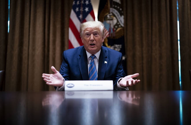 President Donald Trump is set to sign an executive order enforcing police reforms in the US
