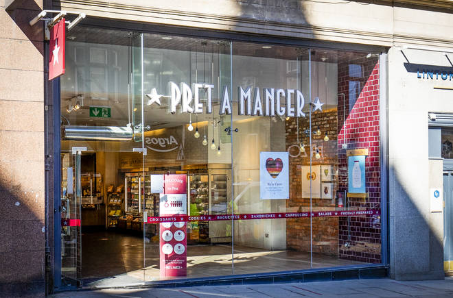 Chiefs of chains including Itsu, Pret A Manger and Wagamama called for major tax breaks and financial support