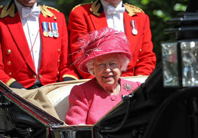 The is the first year the Queen will not attend the event