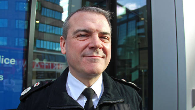 David Thompson, who leads West Midlands Police, apologised on Tuesday