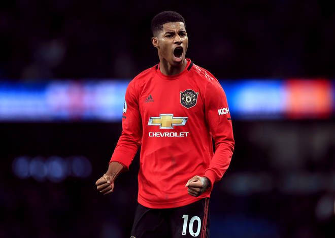 Marcus Rashford lobbied the government to extend school meals through summer to fight poverty