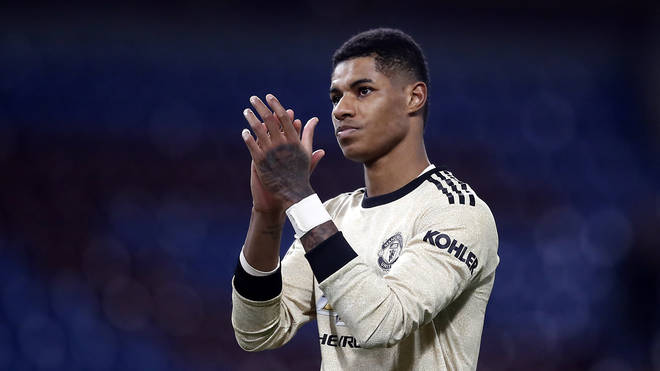 Marcus Rashford won his battle with the Prime Minister