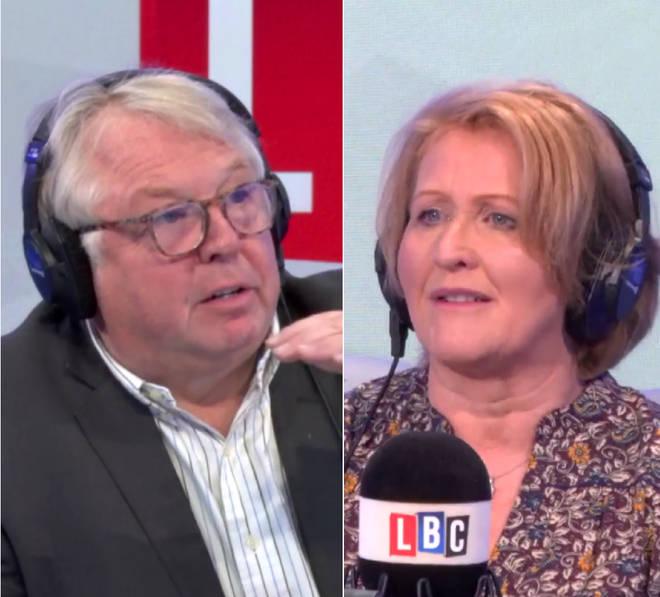 Nick Ferrari spoke to Anne Longfield