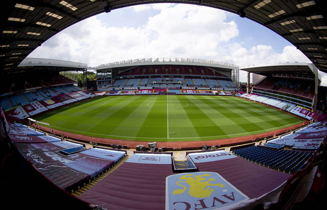 The first fixture was played out between Aston Villa and Sheffield United