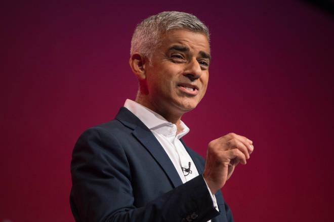 Mayor of London Sadiq Khan has slashed his pay by £15,300
