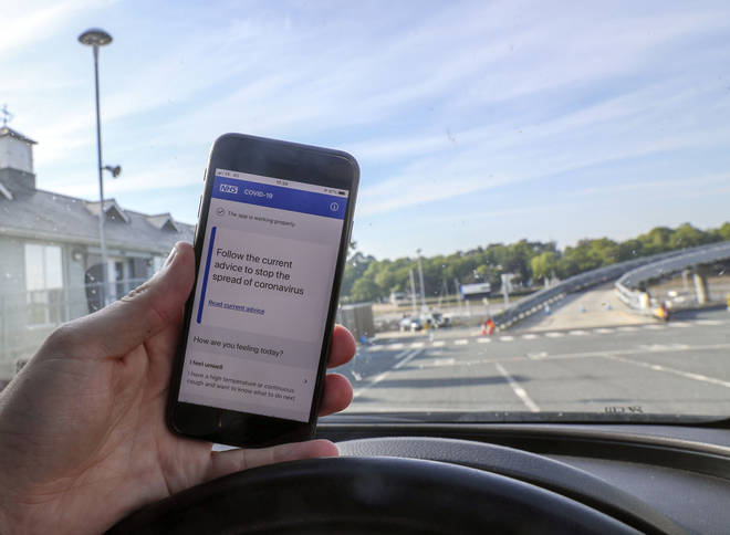 The NHS contact tracing app has been trialled in the Isle of Wight