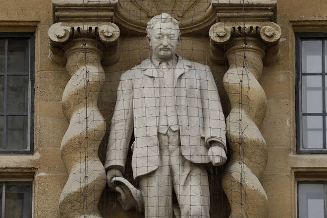 Cecil Rhodes loaned his name to the state of Rhodesia, now called Zimbabwe