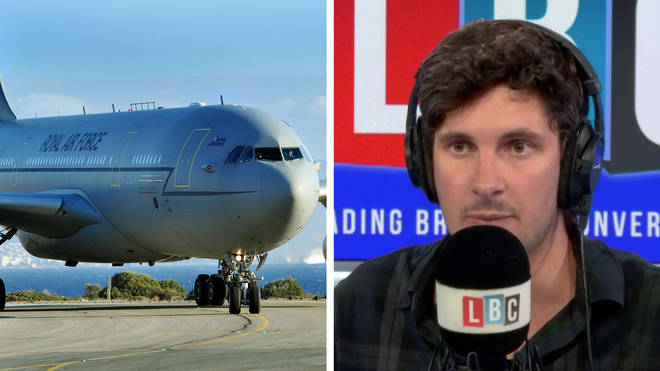 Tom Swarbrick explained why the PM's plane does need to be upgraded