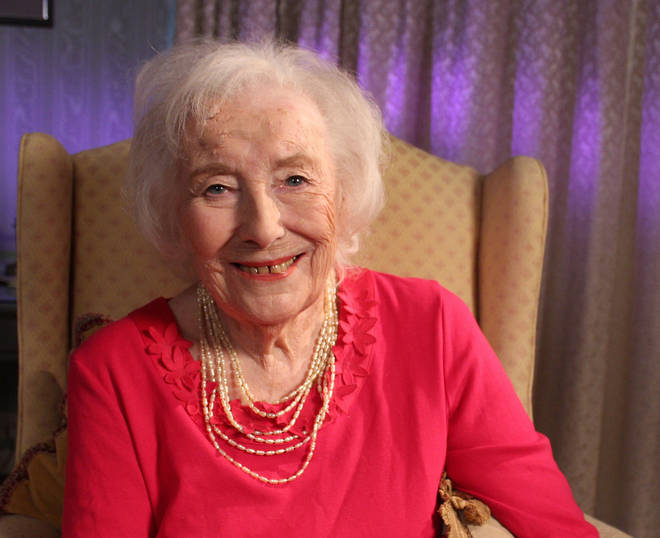 Entertainer Dame Vera Lynn died aged 103