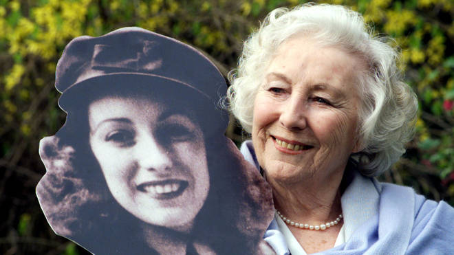 Dame Vera Lynn died at the age of 103, her family said