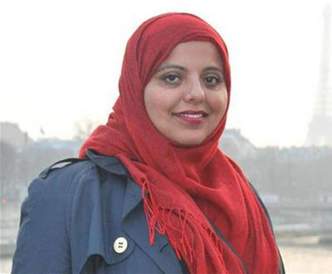 Shaista Aziz represents Oxford's Rose Hill and Iffley ward