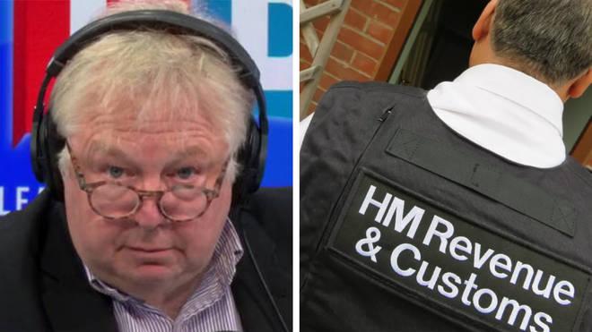 HMRC will investigate all furlough payments, Nick Ferrari was told