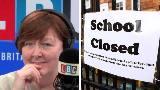 Shelagh heard a great argument why schools should re-open