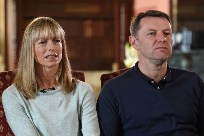 German authorities claim they have written to the McCann family twice