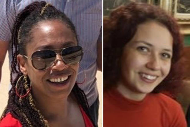 Bibaa Henry (left) and Nicole Smallman were stabbed to death in a London park