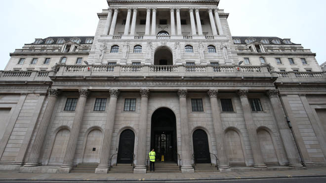 The Bank of England has issued an apology along with the Church of England