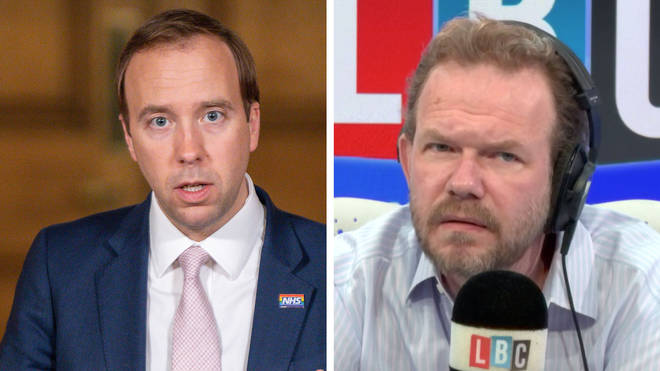 James O'Brien looked over the u-turn on the Track & Trace app