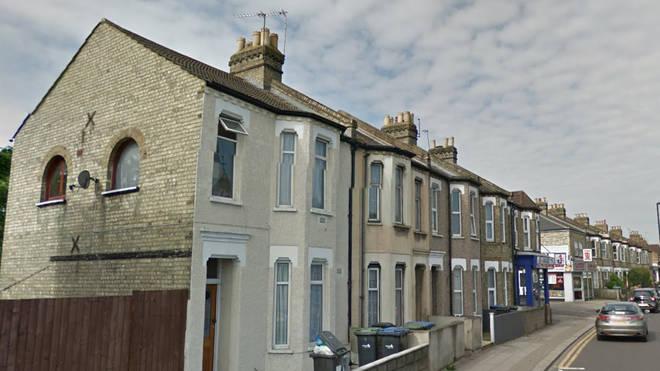Lancaster Road, Enfield. Google Maps