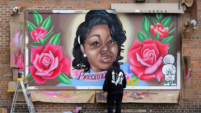 Breonna's death has been heavily protested, with many criticising the force for not bringing charges against officers