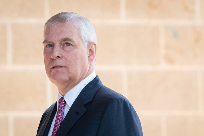 Prince Andrew is being investigated over links to Jeffery Epstein