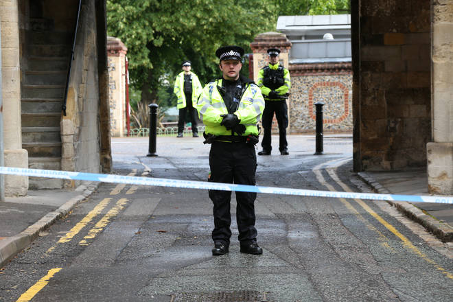 The leader of Reading Borough Council urged the public and the media to stop speculation and allow the police to investigate the incident
