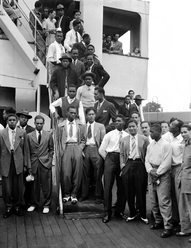 Monday marks the 72nd anniversary of the Windrush generation landing in Britain