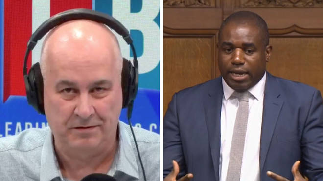 "David Lammy: ""Government&squot;s slow Windrush response mirrors their Grenfell response"""