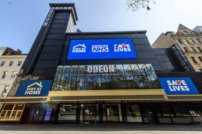Cinemas could introduce one-way systems, spaced queuing, increased ventilation, and pre-booked tickets