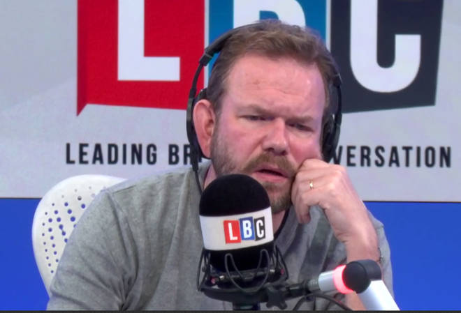 Ray Explained To James O'Brien How The Government's Brexit Approach Will Ruin UK Service Sector