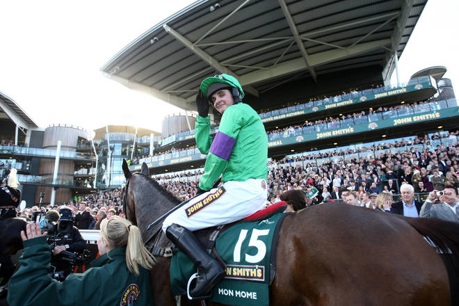 Liam Treadwell won the Grand National on his first attempt in 2009