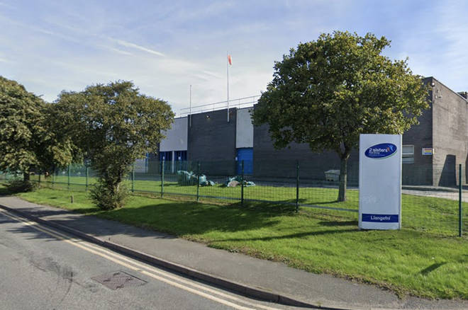 200 cases of coronavirus have been confirmed at the 2 Sisters plant in Anglesey
