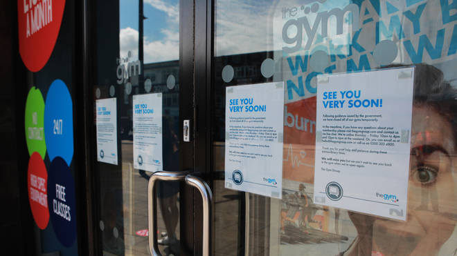 Indoor gyms have to remain closed for a while longer