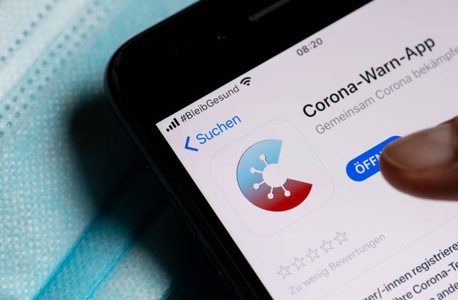 Germany's Corona-Warn app has been one of the most successful contact tracing apps