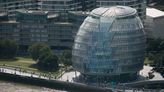 Sadiq Khan is considering moving the GLA out of City Hall