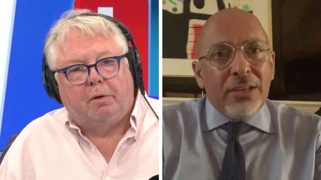 Nadhim Zahawi insists Robert Jenrick does not need to quit