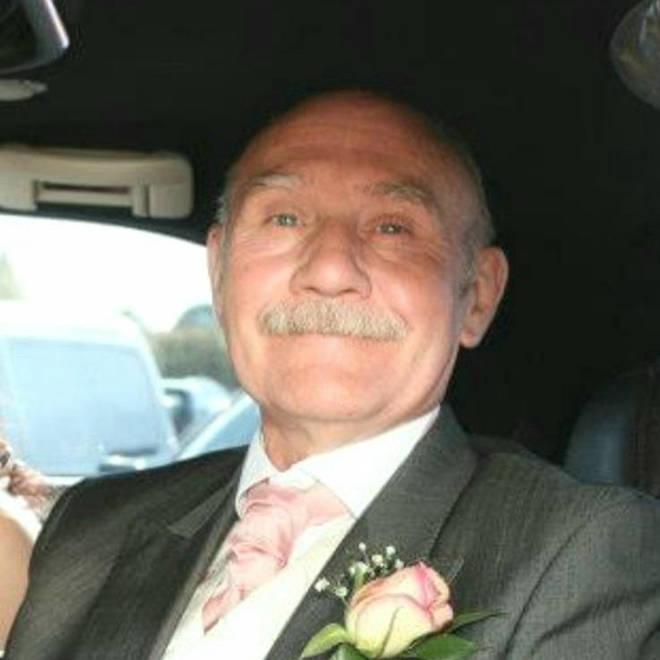 66-year-old Charles Hilder