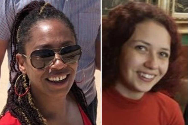 Bibaa Henry (left) and Nicole Smallman were stabbed to death in a London park.