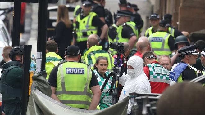 The Glasgow knife attacker has been named as Badreddin Abadlla Adam