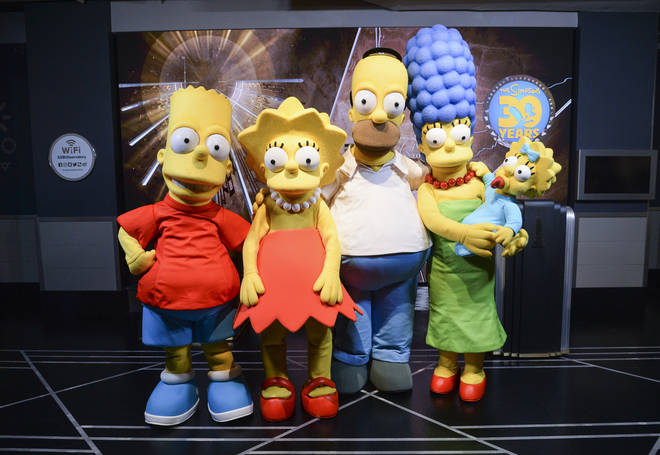The Simpsons had been criticised for using white people to voice minority characters