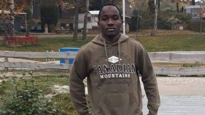 Badreddin Abadlla Adam was named as the man who was shot dead by police after stabbing six people