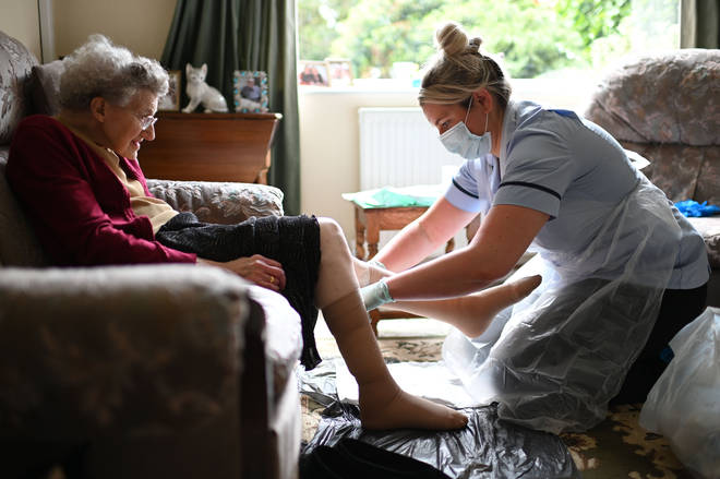 LBC's poll states the government is going to be remembered over their actions over care homes