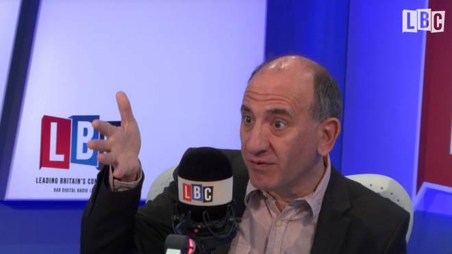Armando Iannucci spoke to James O'Brien